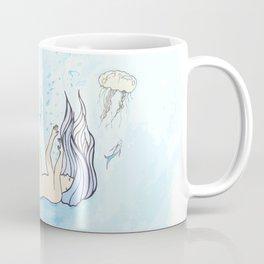 Deep Sea Girl Coffee Mug