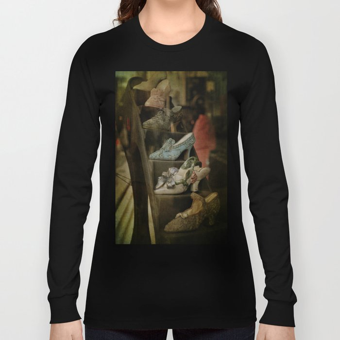 Old Time Shoes Long Sleeve T-shirt
