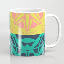 Middle Eastern Tiles Coffee Mug