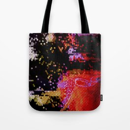 Qubit Tote Bag