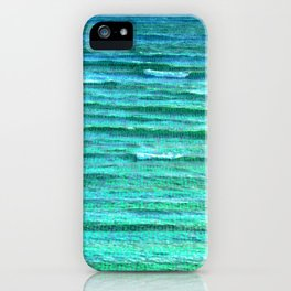 Sea of Indifference iPhone Case