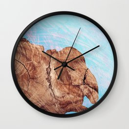 Calm Tree Wall Clock
