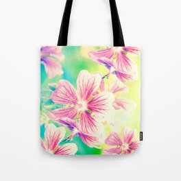 Fresh Spring Flowers Tote Bag