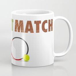 Game, Set, Match  Coffee Mug