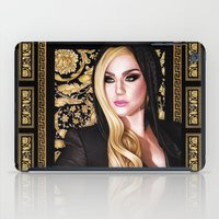versace iPad Cases featuring Mother Monster - Versace by Denda Reloaded