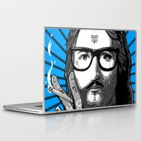 bane Laptop & iPad Skins featuring Jesus Bane #02 by Jesus Bane