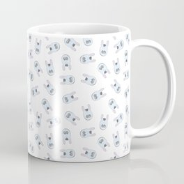 Donkey Pattern Coffee Mug