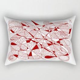 Alpha Zen Rectangular Pillow