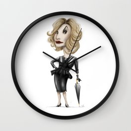 Fiona Goode  Wall Clock