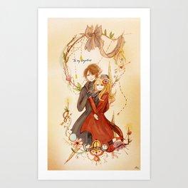 Revolutionary Companions Art Print