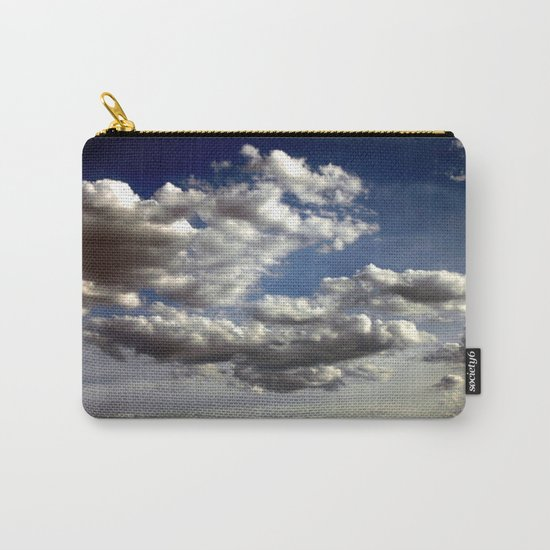 Cloud Formations Carry-All Pouch