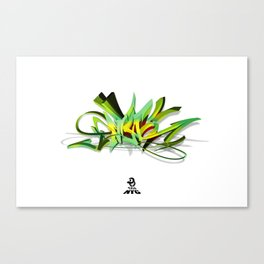 """NYC"" Canvas Print"