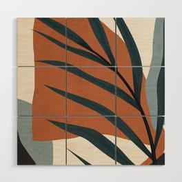 Abstract Art 35 Wood Wall Art