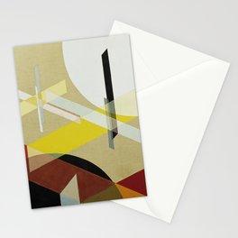 Composition Z VIII, 1924, by Laszlo Moholy-Nagy Stationery Cards