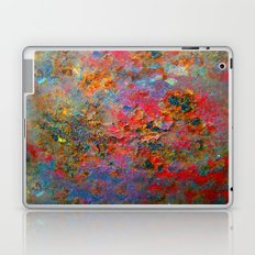 Rust Texture 43 Laptop & iPad Skin