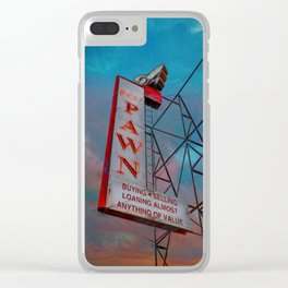Best Pawn Clear iPhone Case