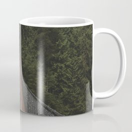 Capilano Suspension Bridge Coffee Mug