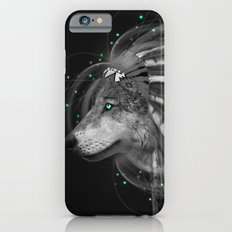 Don't Define the World (Chief of Dreams: Wolf) Tribe Series iPhone 6 Slim Case