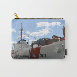 Coast Guard 37 Baltimore Harbor Carry-All Pouch