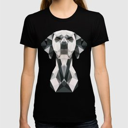 Low Poly Dalmatian T-shirt