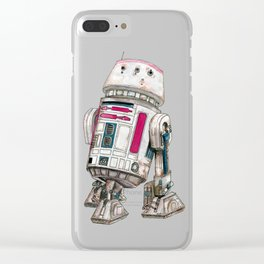 RP-G0 Clear iPhone Case