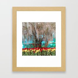 MAGICAL WONDERLAND Framed Art Print