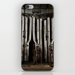 A series of tubes iPhone Skin