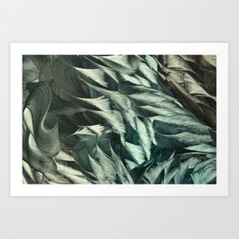 Caca Art Print