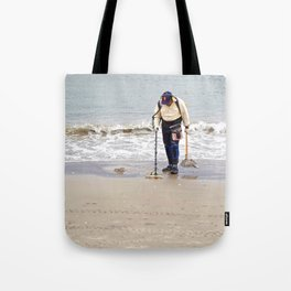 Searching for Treasure Tote Bag