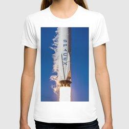 Iridium-1 Launch (2017) T-shirt