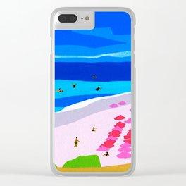 Dreamlands Clear iPhone Case