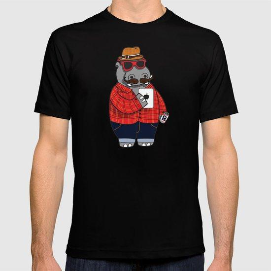 Hipposter T-shirt