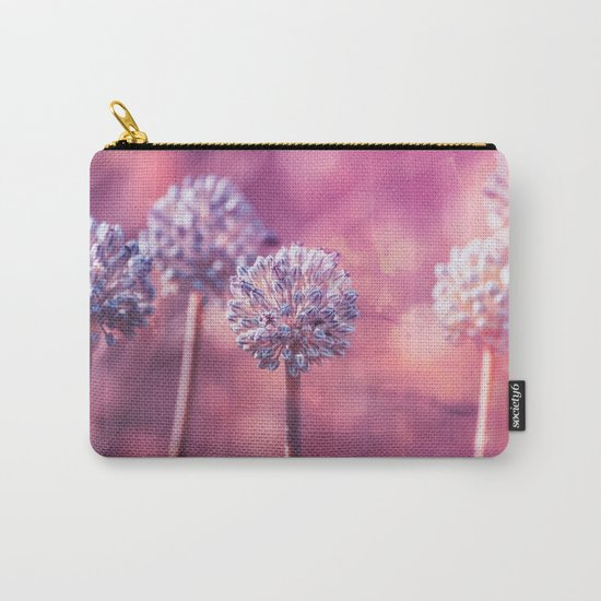 Delicate Morning Carry-All Pouch