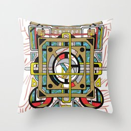 SwitchPlate Throw Pillow