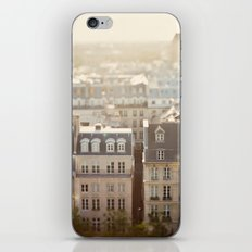 Dans Mon Reve de Paris iPhone & iPod Skin