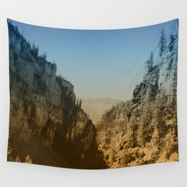 Valley Tryst Wall Tapestry