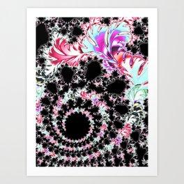 All just a dream Art Print
