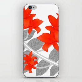 The Red Wanderers Story iPhone Skin