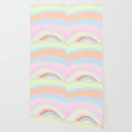 Pastel Rainbow - Unicorn Colors Wallpaper