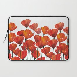 Poppies! Laptop Sleeve