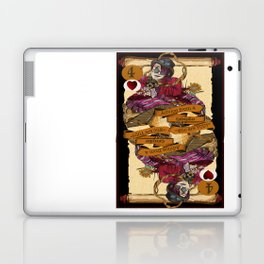'Caterpillar' (Alice in Steampunk Series) Laptop & iPad Skin