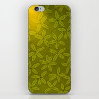 wallpaper iPhone & iPod Skins featuring Wallpaper by Georgios Karamanis
