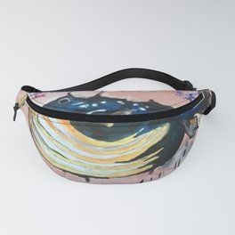 Holy Cowfish Fanny Pack