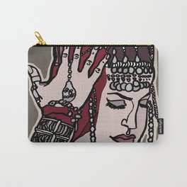 Armenian Woman Carry-All Pouch