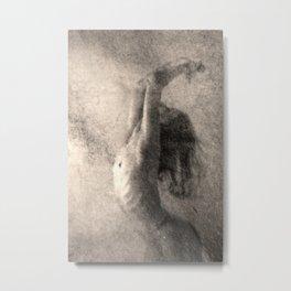 Nude Art Woman Metal Print