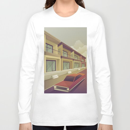 Mezzell Style Long Sleeve T-shirt