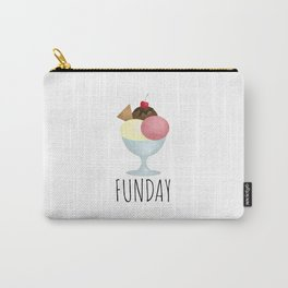 Sundae Funday Carry-All Pouch