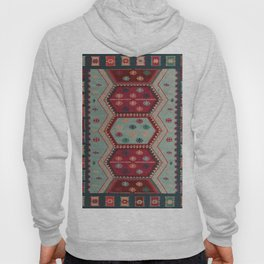 V31 Traditional Colored Moroccan Carpet. Hoody