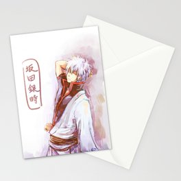 Classic Silver Stationery Cards