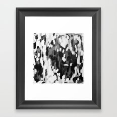 No. 68 Modern Abstract Painting Framed Art Print